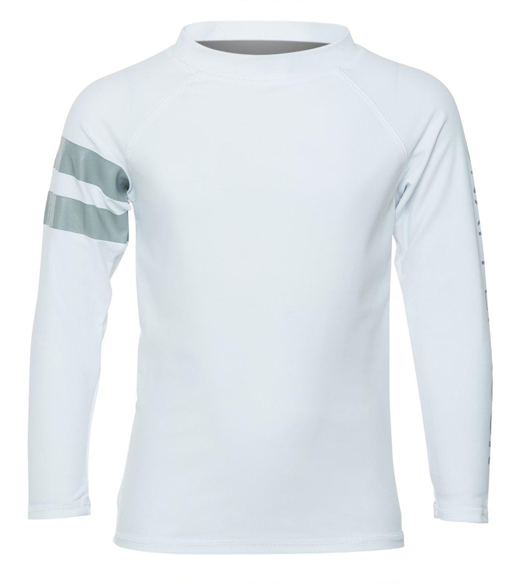 Rash Guard Shirt Snapper Rock Boys Long Sleeve UPF 50