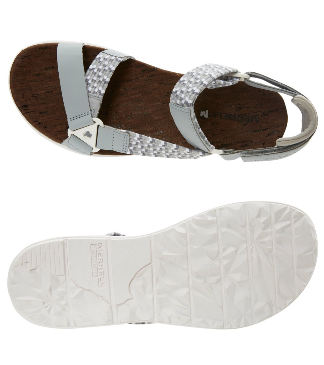3bf3209bc Merrell Women s Around Town Sunvue Woven Sandal at SwimOutlet.com ...