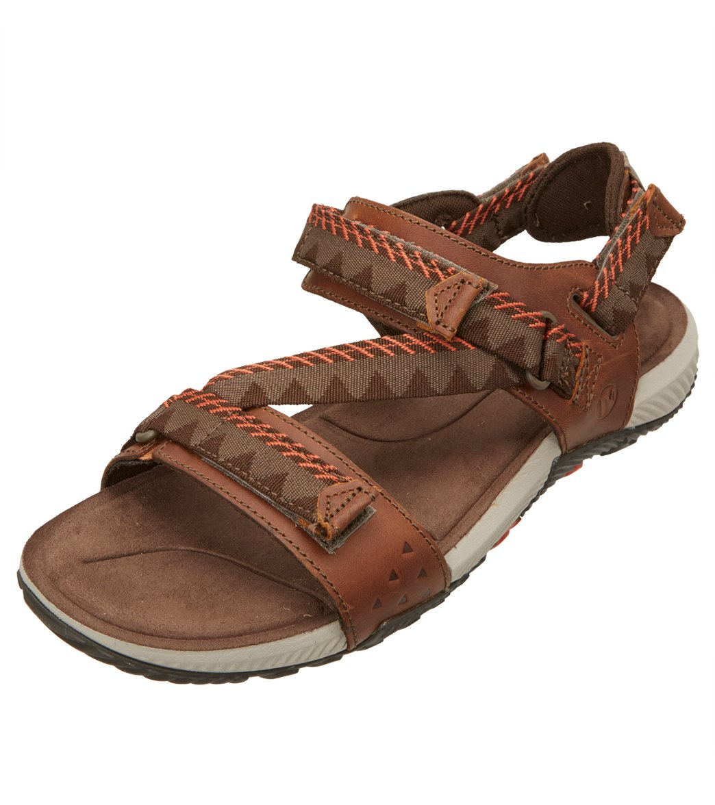 6caebe28a45 Merrell Men s Terrant Convertible Sandal at SwimOutlet.com - Free Shipping