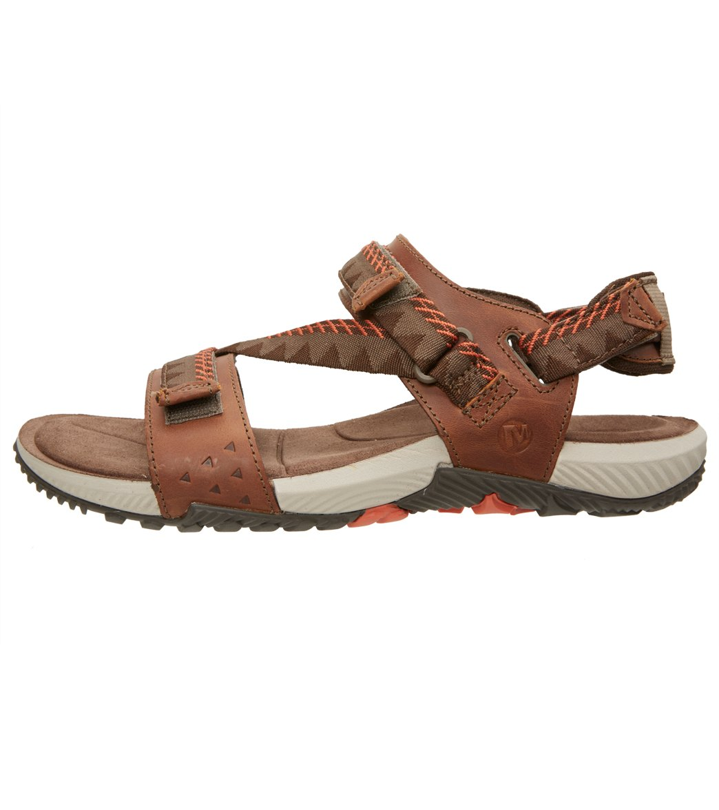 15c1e5ce15ed Merrell Men s Terrant Convertible Sandal at SwimOutlet.com - Free ...