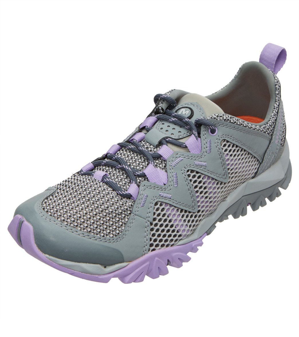 4ebc8f8a3ddb9f Merrell Women's Tetrex Rapid Crest Water Shoe at SwimOutlet.com - Free  Shipping