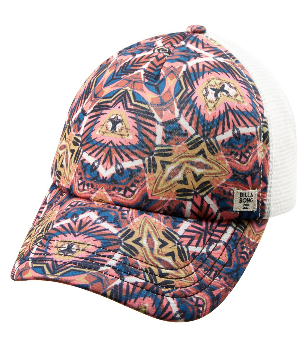 3e6a5f4ac8622 Billabong Heritage Mashup Trucker Hat at SwimOutlet.com