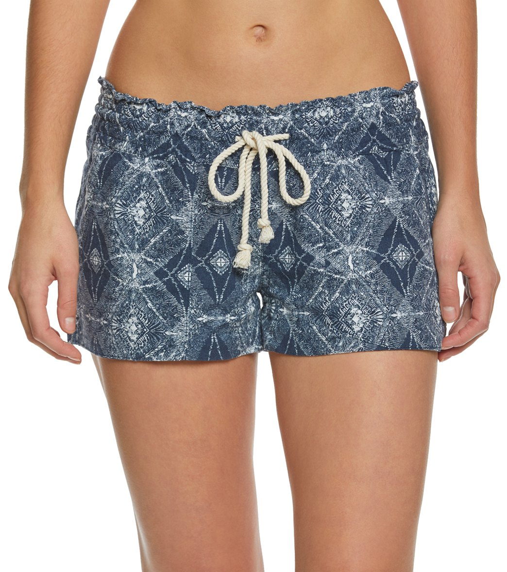 63c6ac6a0c Roxy Oceanside Printed Short at SwimOutlet.com