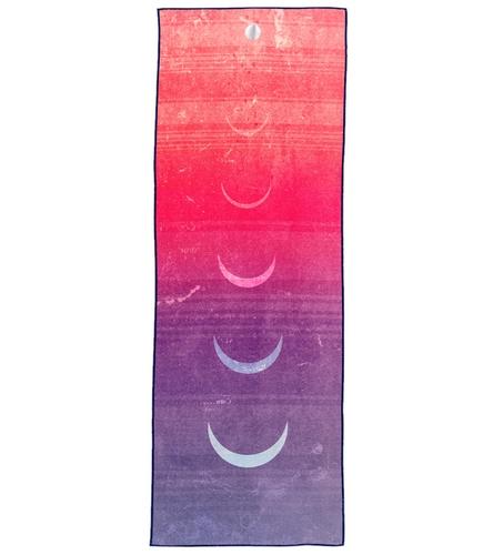 YogiToes Gradient Moon RSkidless Yoga Mat Towel At