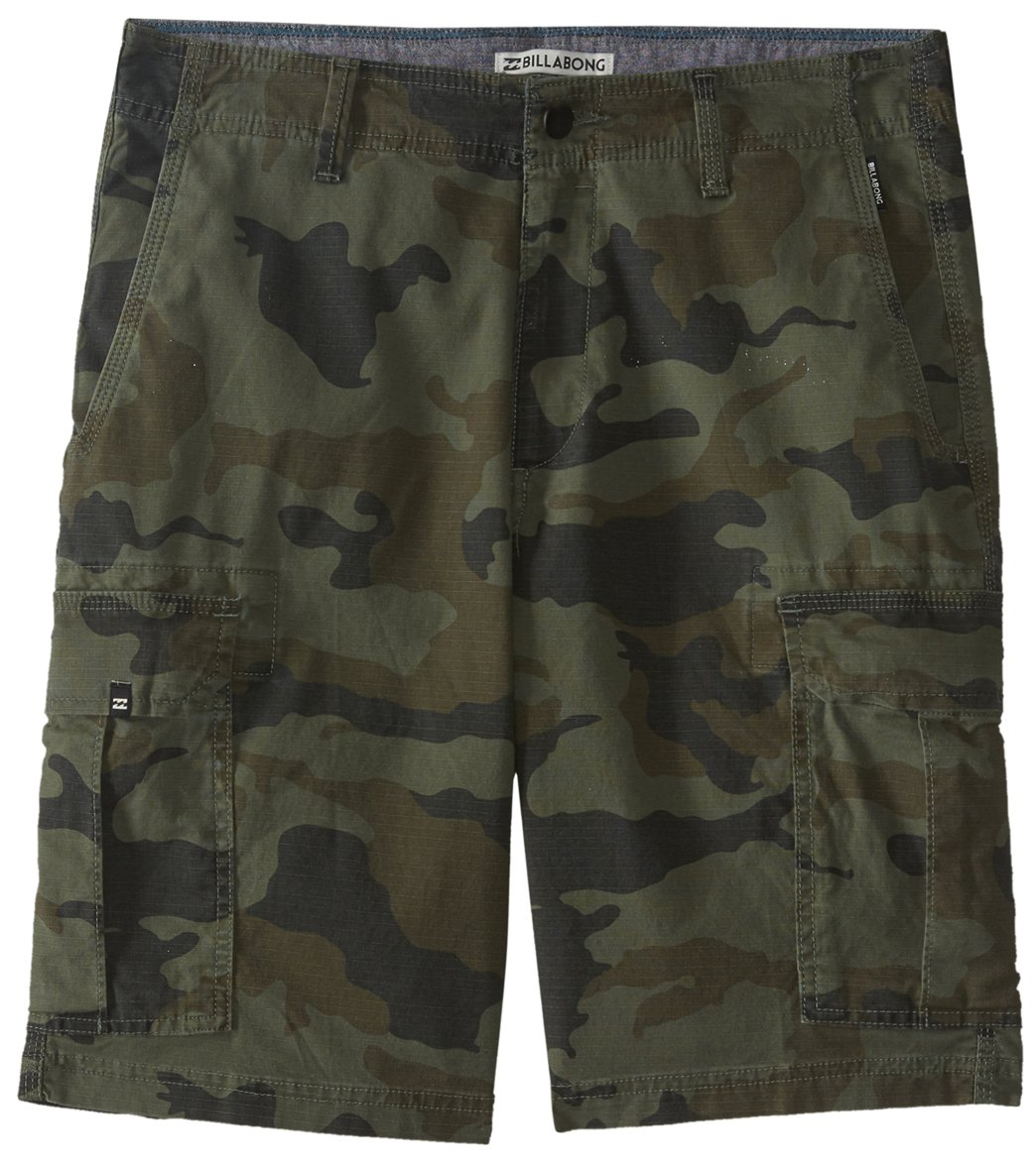 08475ba8e6 Billabong Men's Scheme Walkshort at SwimOutlet.com - Free Shipping
