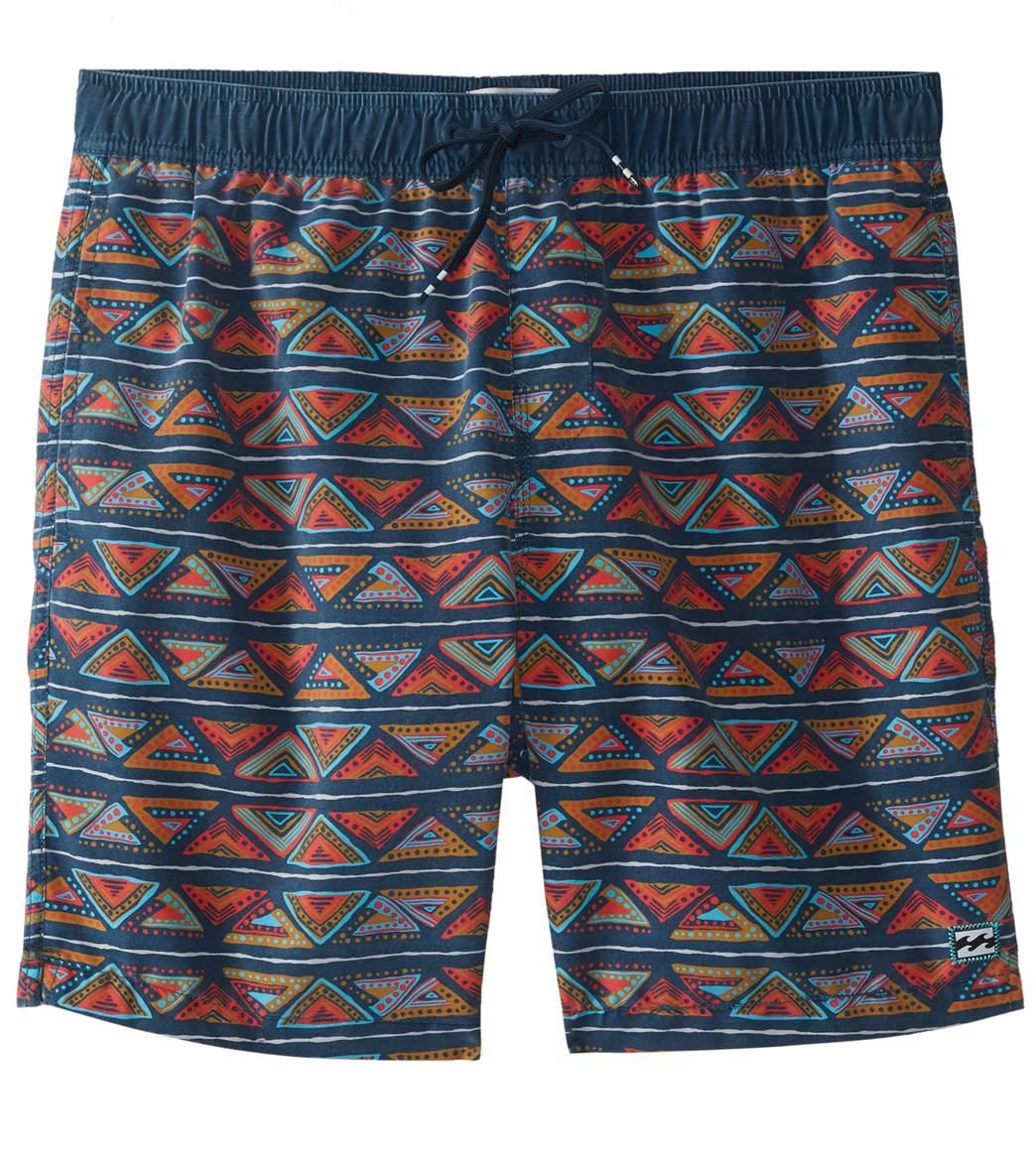 52e27241db Billabong Men's Sundays Layback Swim Trunk at SwimOutlet.com ...