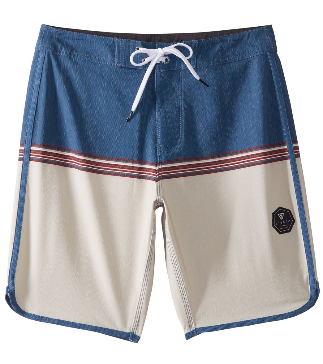 603fe2a371210 Vissla Men's Dredges Boardshort at SwimOutlet.com - Free Shipping