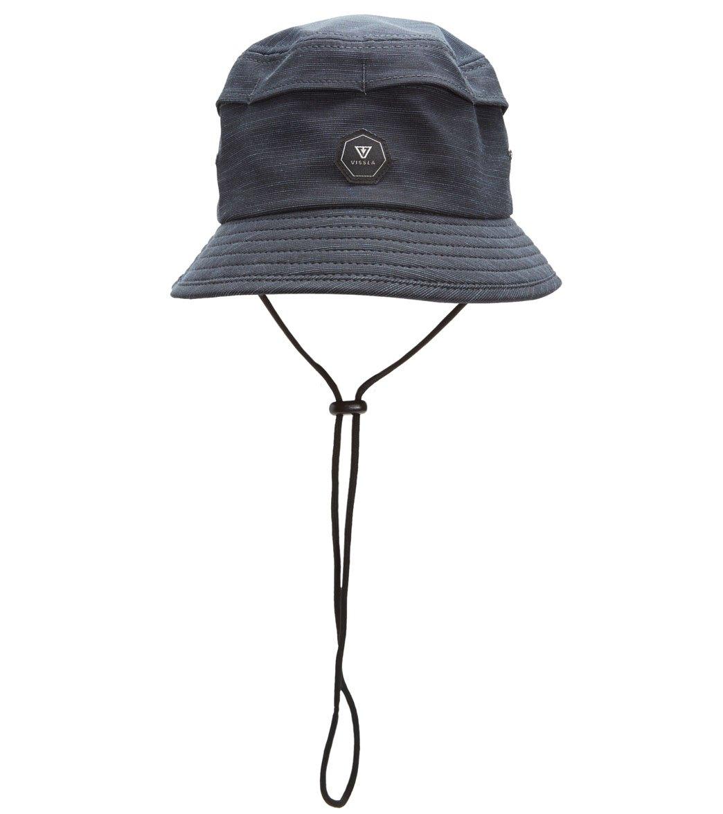 aae52456857d8a Vissla Men's Little Hatch Surf Boonie Hat at SwimOutlet.com