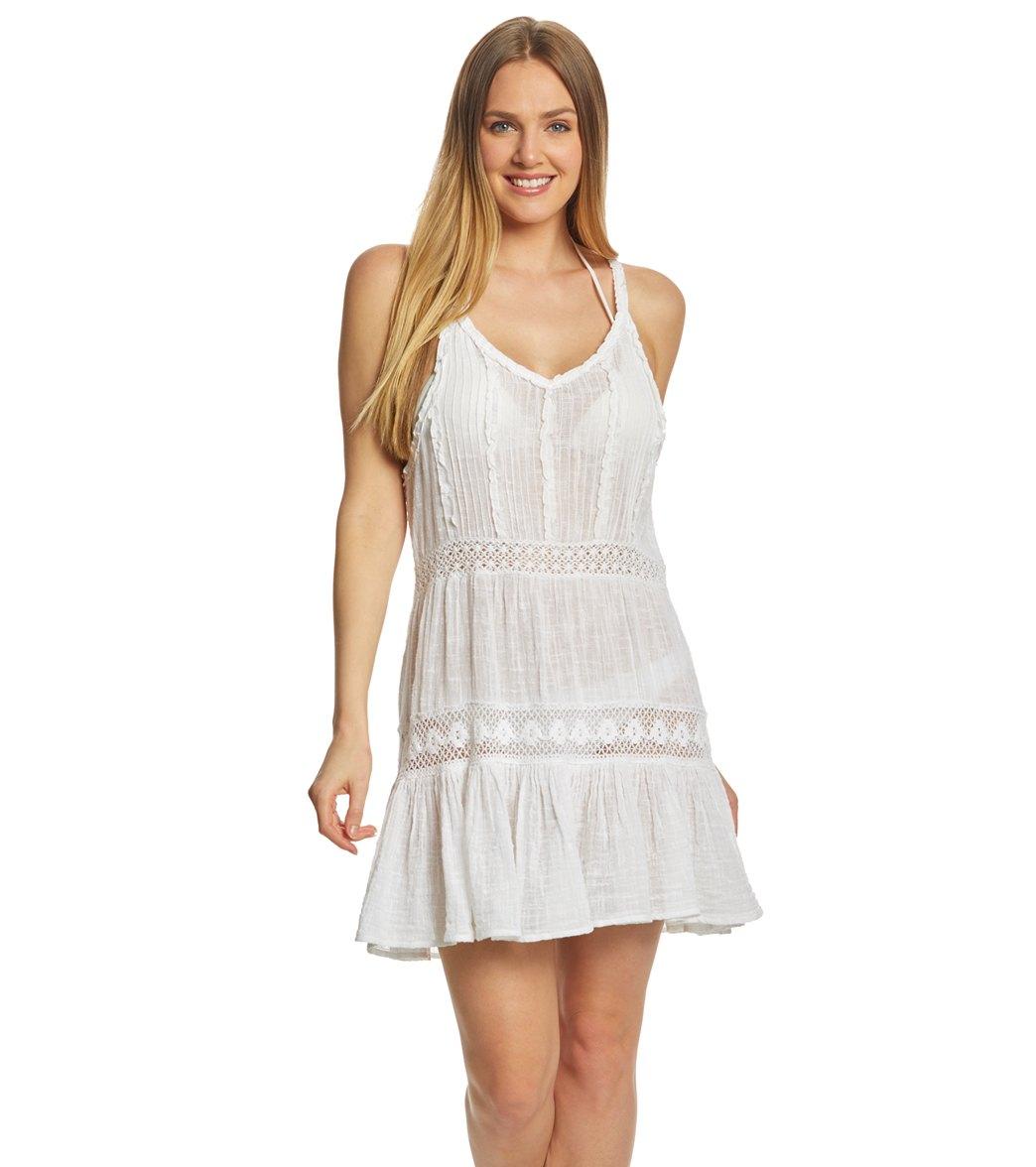 9a42bd2ebe Polo Ralph Lauren Cotton Slub Coverup Dress at SwimOutlet.com - Free  Shipping