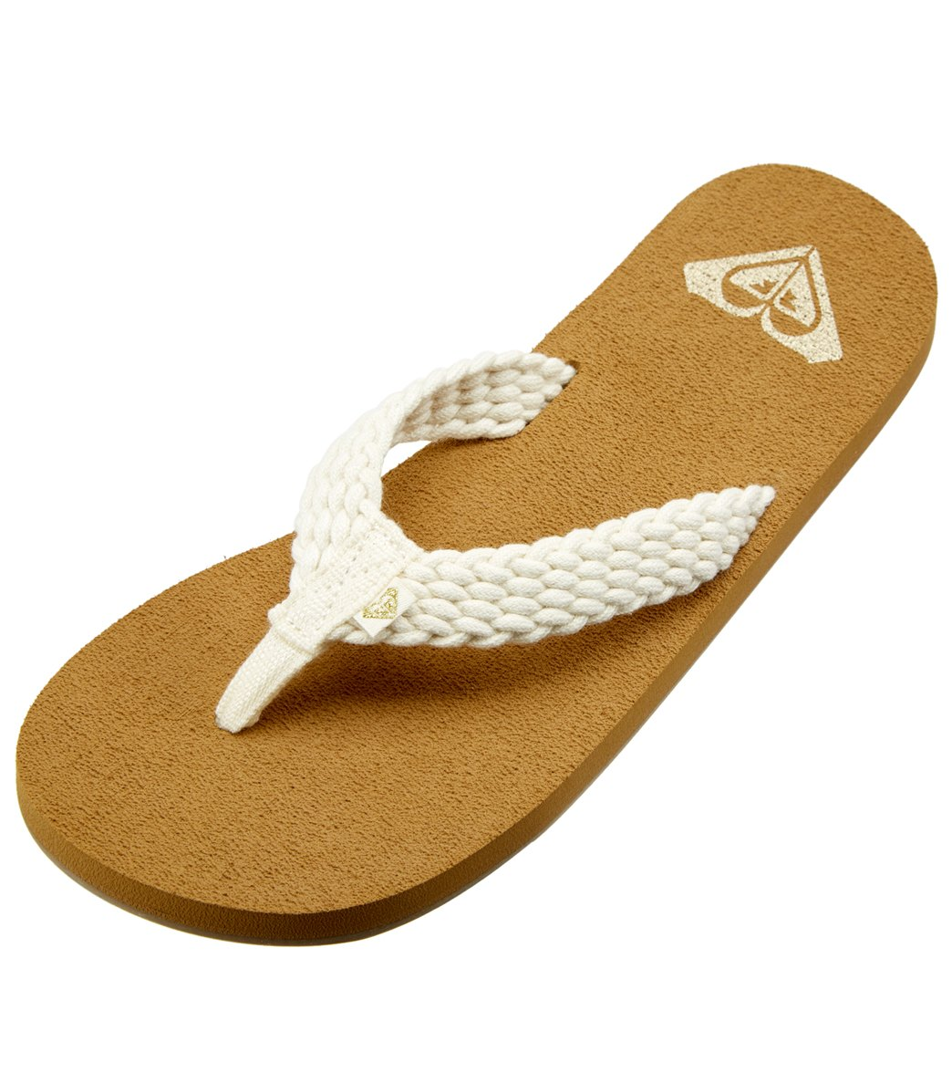 96da4c491ee08d Roxy Women s Porto II Flip Flop at SwimOutlet.com