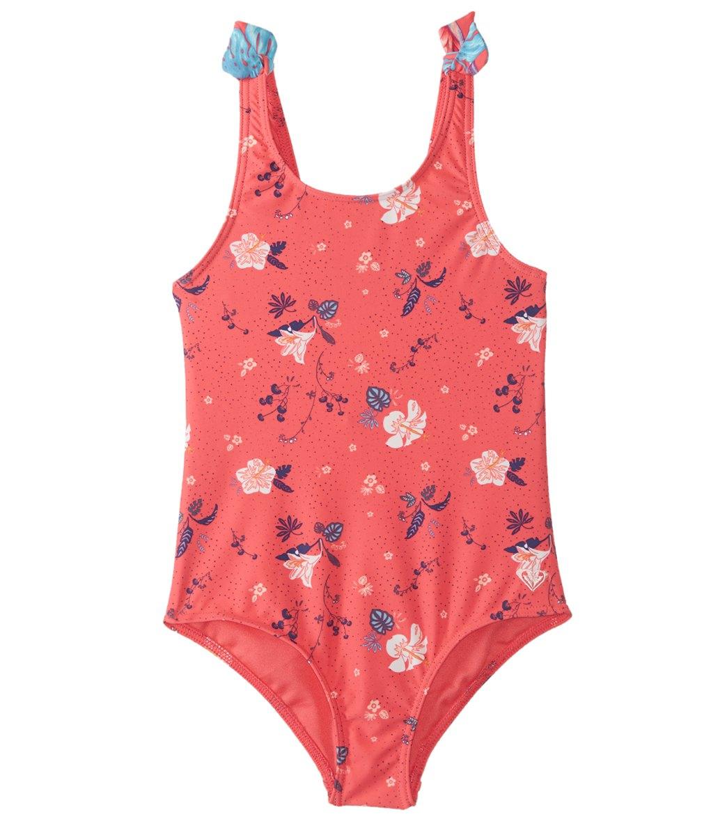 ceadc33362654 Roxy Girls  Mermaid One Piece Swimsuit (Toddler