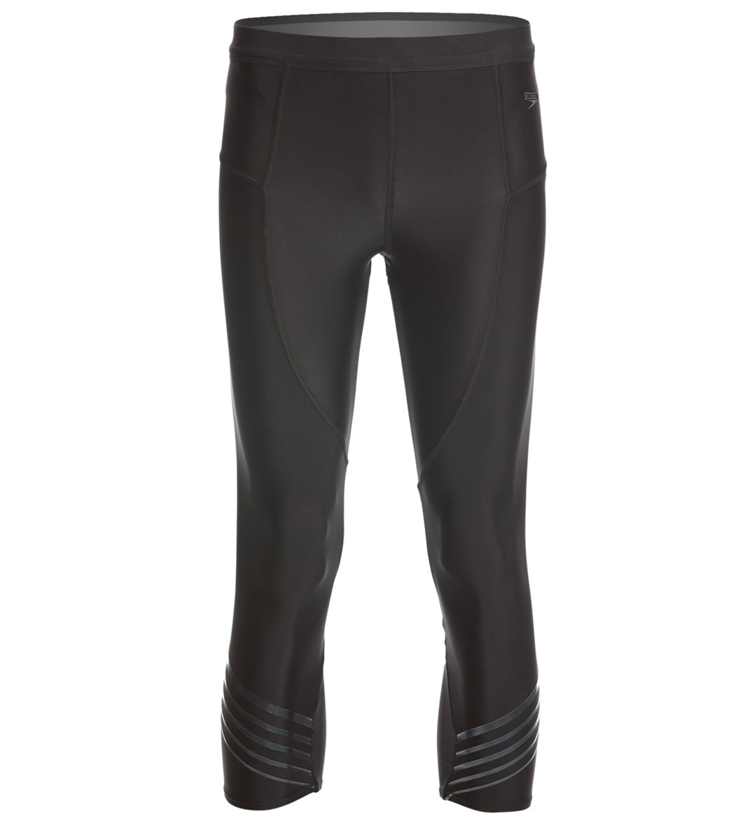 29201fab3f Speedo Mercury Men's Compression Legging at SwimOutlet.com - Free Shipping