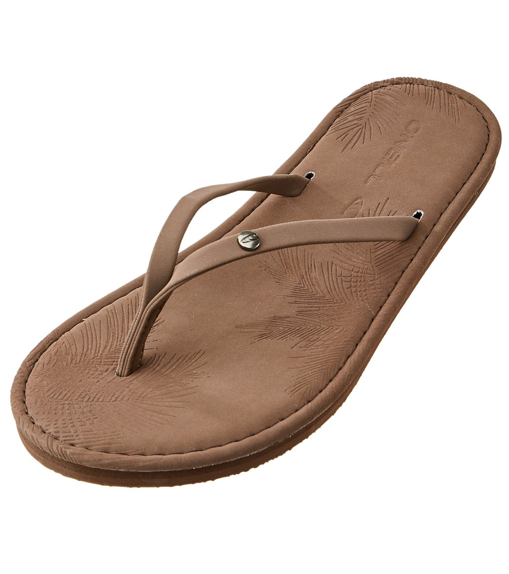 8c56ceb9a O Neill Women s Sophia Flip Flop at SwimOutlet.com