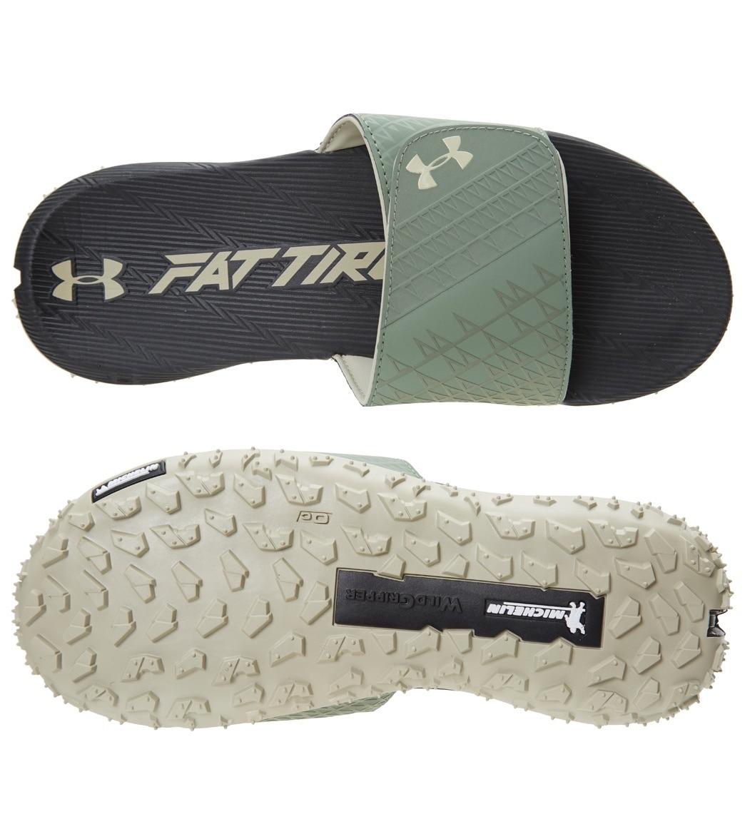 4b97bb252c Under Armour Men's Fat Tire Slide Sandal