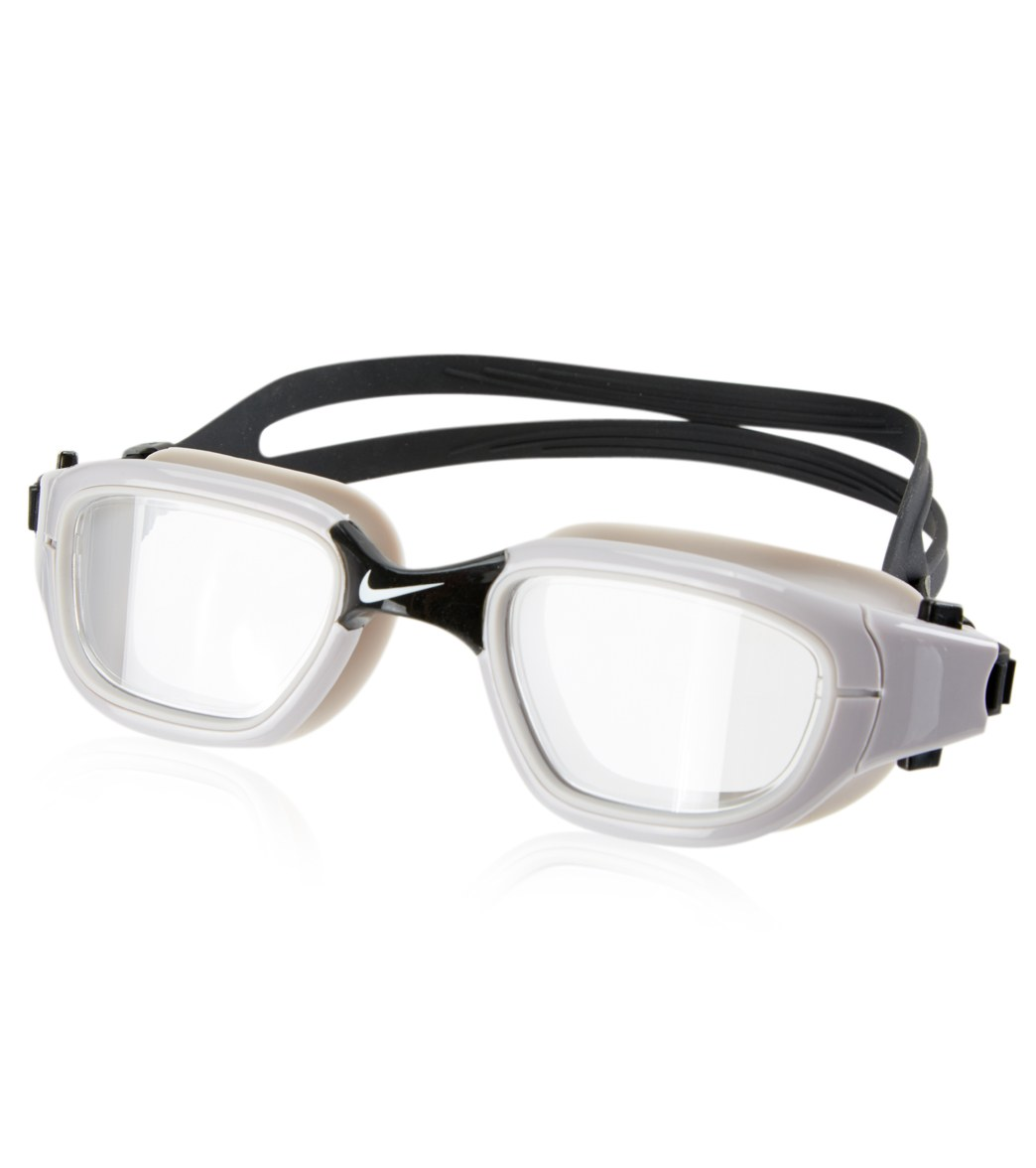 Nike One Piece Frame Goggle at SwimOutlet.com