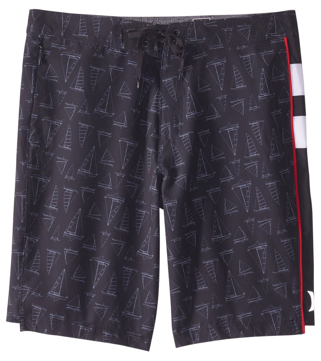 9b3b2e8e0bc Hurley Men s Phantom JJF Maritime Boardshort at SwimOutlet.com - Free  Shipping