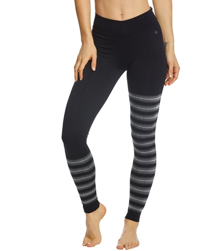 NUX Level Up Yoga Leggings At YogaOutlet.com