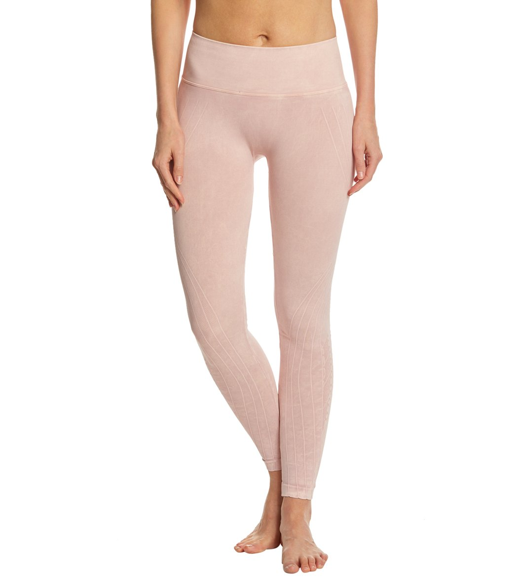 3f5a469172645 NUX Mineral Wash Mesa Seamless Yoga Leggings at YogaOutlet.com ...