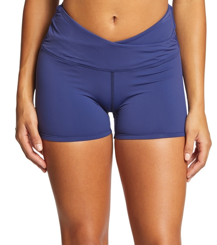 NUX Hold Up Yoga Shorts At YogaOutlet.com