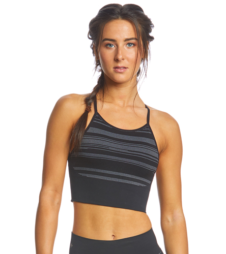 NUX Static Yoga Crop Top At YogaOutlet.com