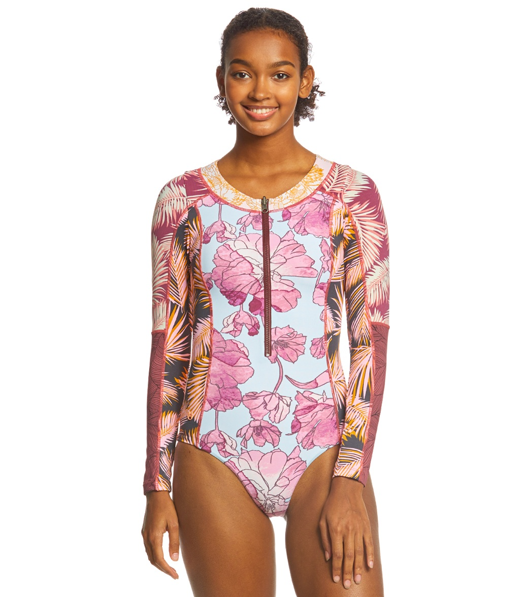 7748b0d565c46 Maaji Amaranth Mulatta Surfer One Piece Swimsuit at SwimOutlet.com ...