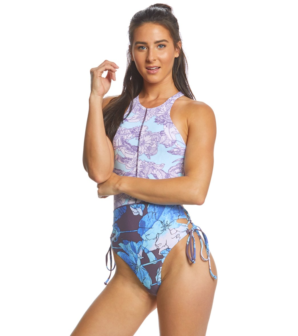 d393d7488a671 Maaji Santa Catalina One Piece Swimsuit at SwimOutlet.com - Free Shipping