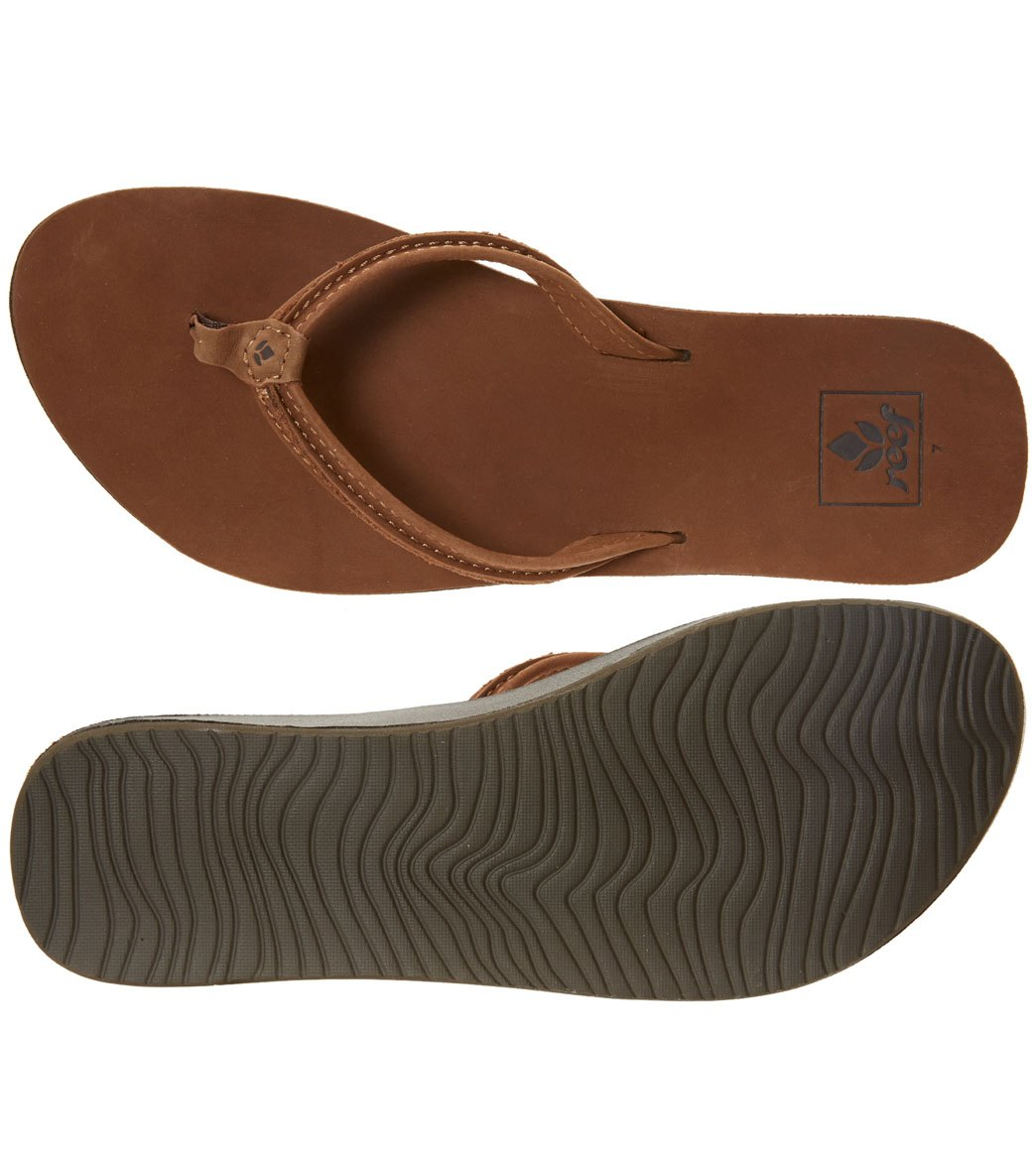 29d7ae67370e Reef Women s Cushion Bounce Swing Flip Flop at SwimOutlet.com - Free ...