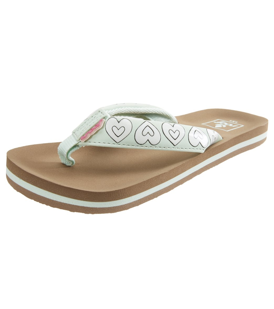 960462ff547 Reef Girls  Ahi Color Change Flip Flop (Little Kid