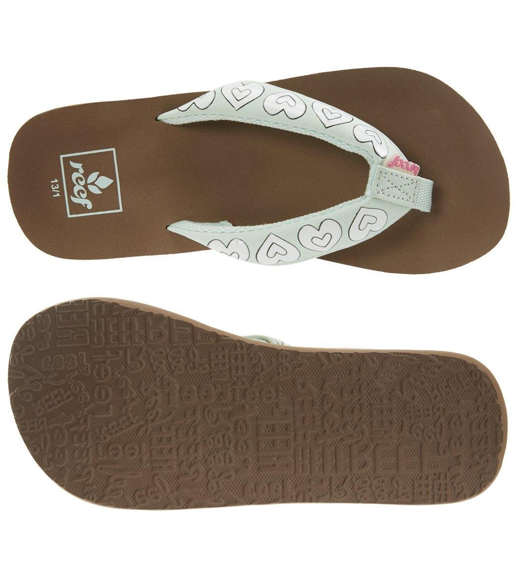 be6434ba9a1e Reef Girls  Ahi Color Change Flip Flop (Little Kid