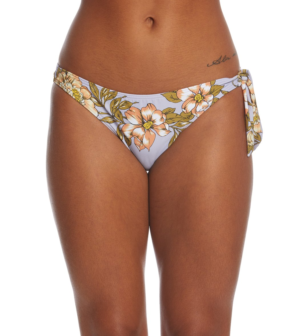 f0009f89d8 O'Neill Aloha Floral Knot Bikini Bottom at SwimOutlet.com