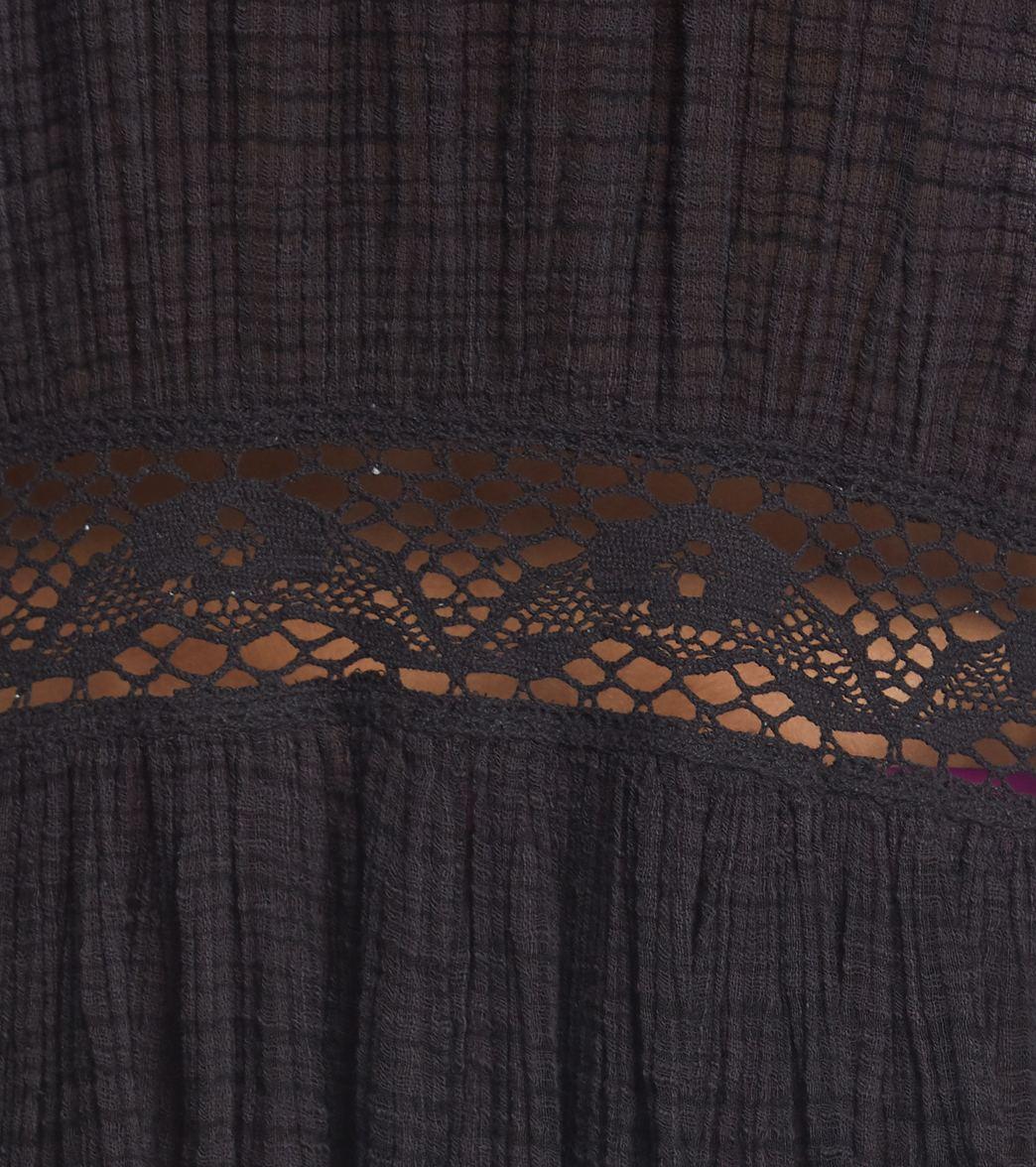 14e9e746e05 O'Neill Lillian Maxi Cover Up Dress at SwimOutlet.com - Free Shipping
