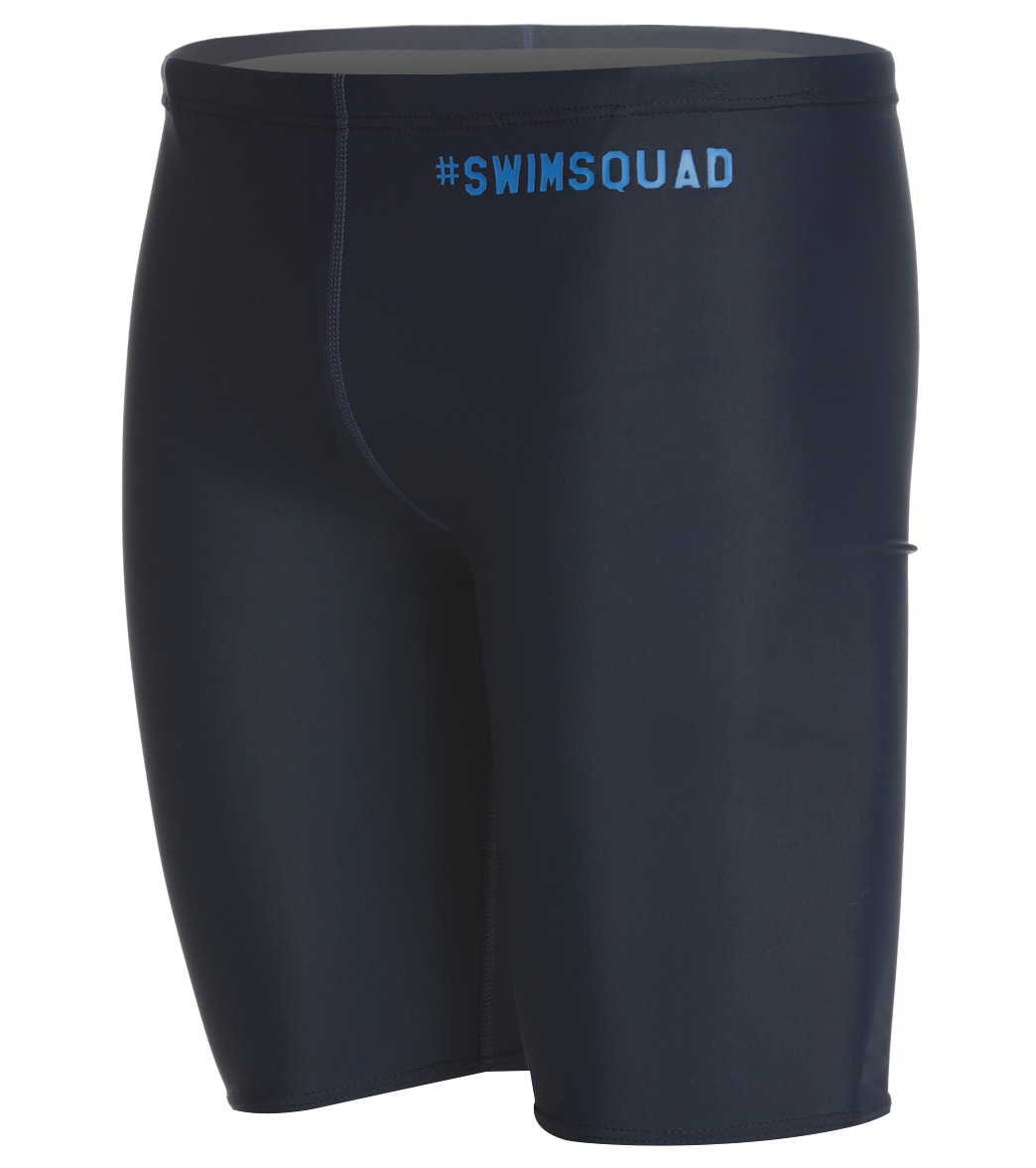 86947dc0a1 iSwim Hashtag Swim Squad Jammer Swimsuit at SwimOutlet.com