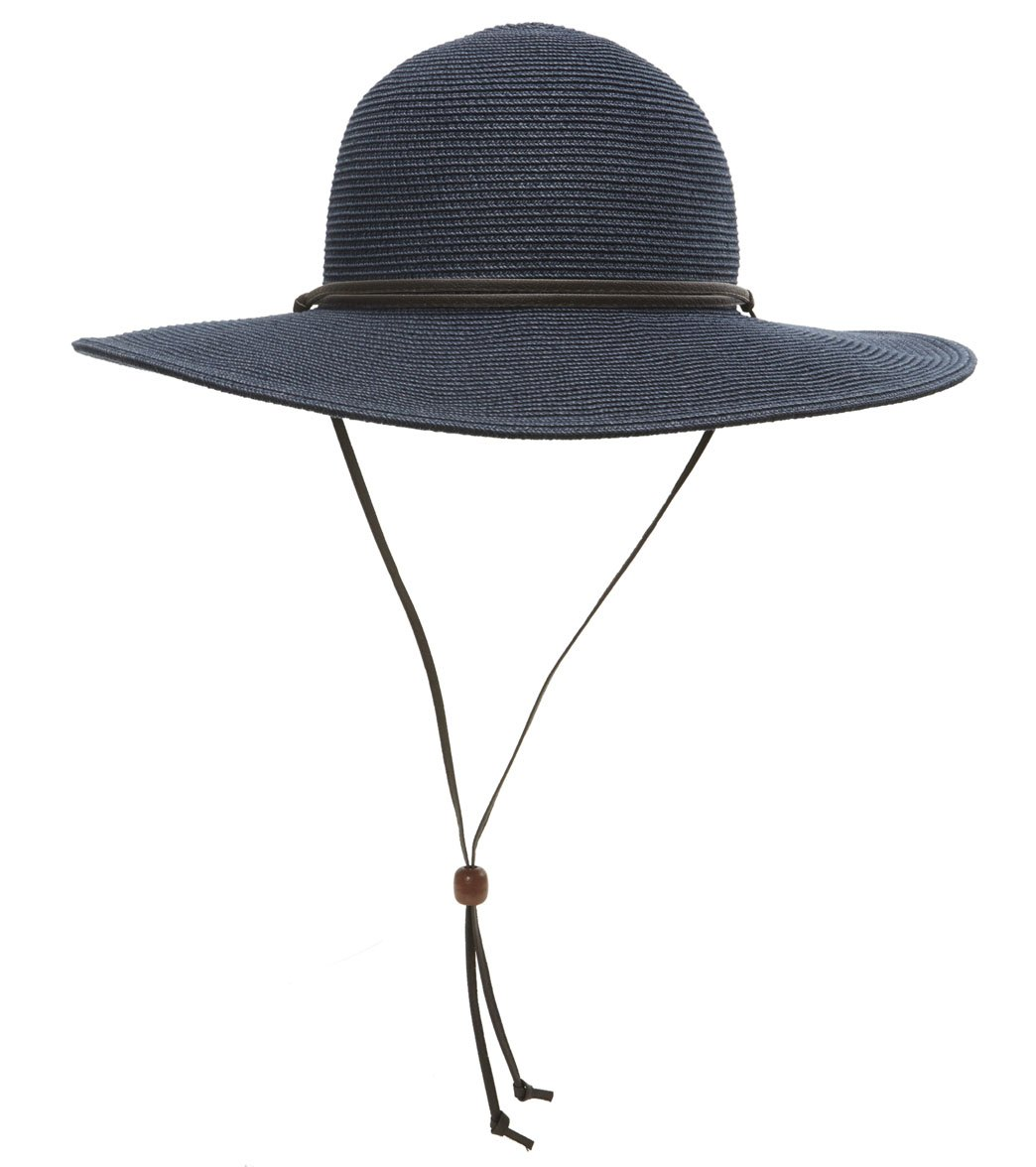 0518b632860 Peter Grimm Coralia Packable Sun Hat at SwimOutlet.com