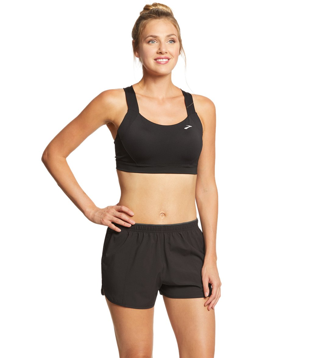 55bbed76195df Brooks Women s Uphold Crossback DD E Cup Sports Bra at SwimOutlet.com