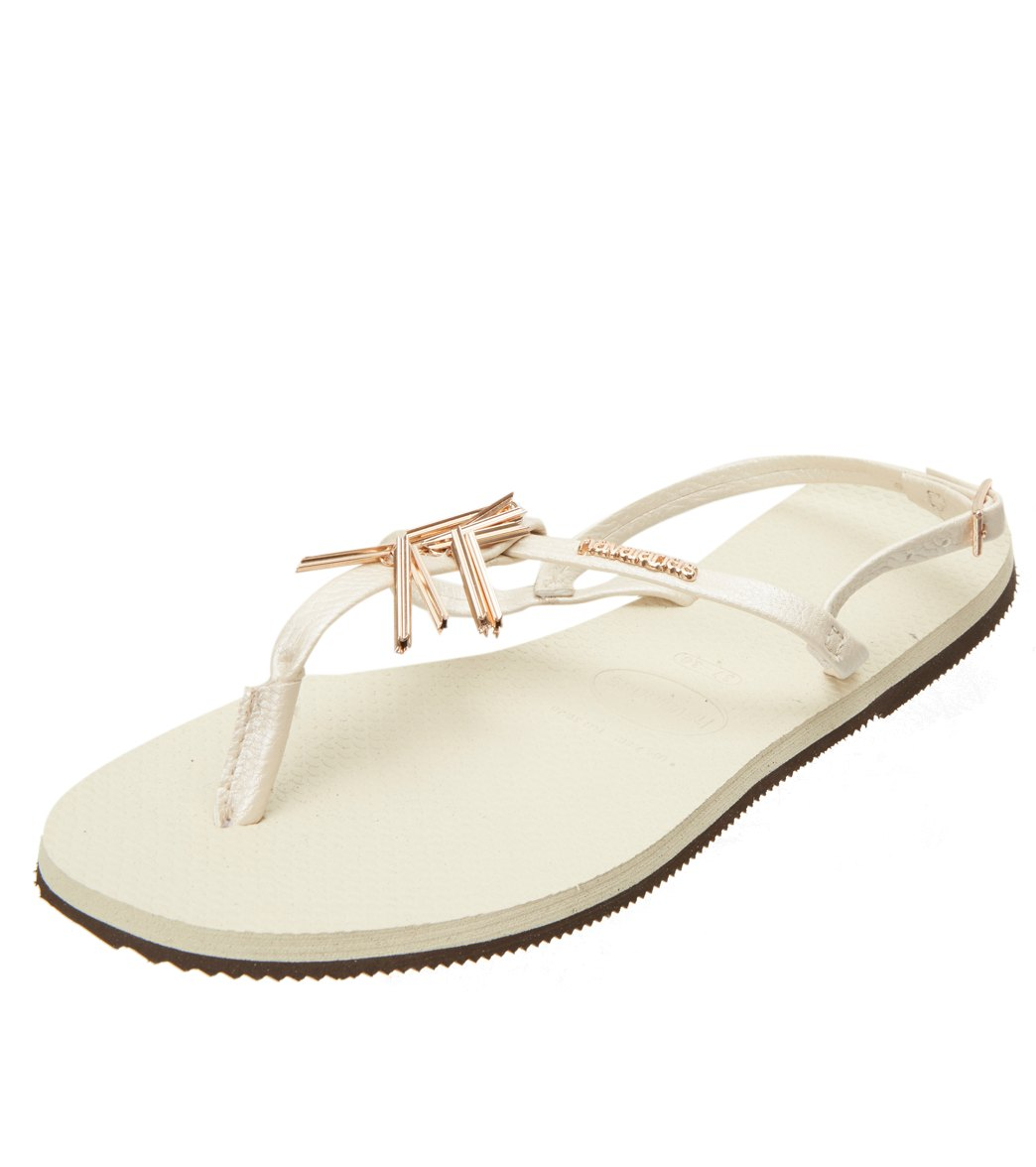 a12ffa0437949d Havaianas Women s You Riviera Maxi Sandal at SwimOutlet.com