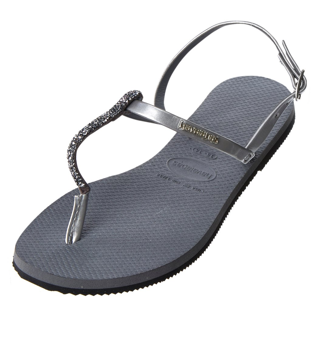942f97687 Havaianas Women s You Riviera Crystal Sandal at SwimOutlet.com - Free  Shipping