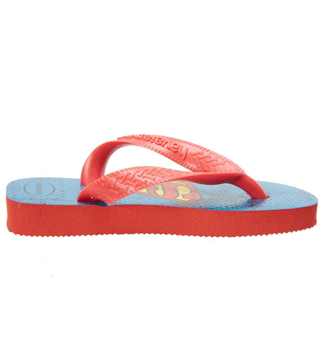 da37e97909325e Havaianas Boys  Heroes DC Flip Flop (Toddler
