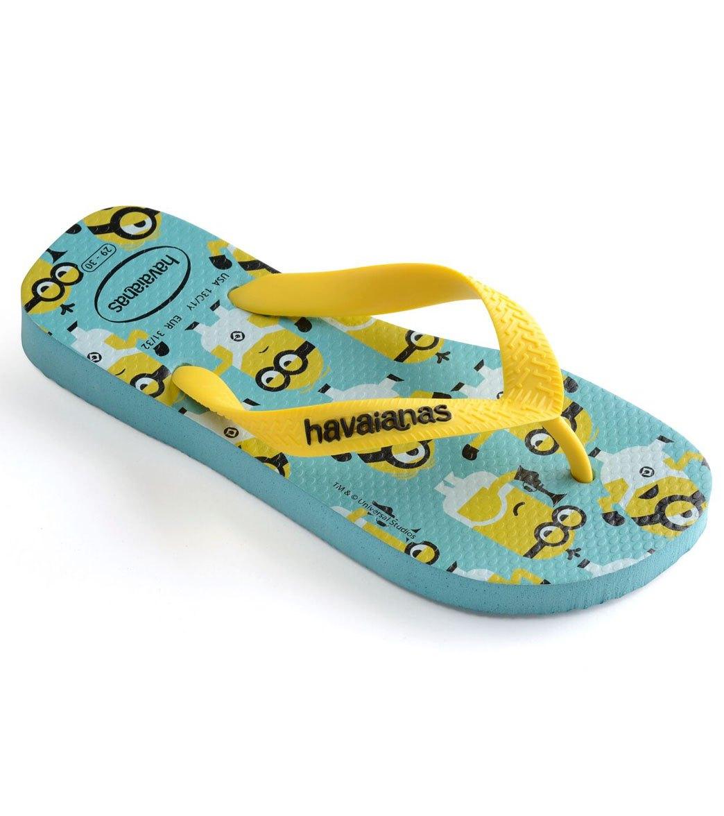 224f8debf69cd Havaianas Kids  Minions Flip Flop (Toddler
