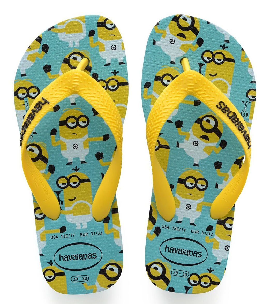 a92d0ee92db0 Havaianas Kids  Minions Flip Flop (Toddler