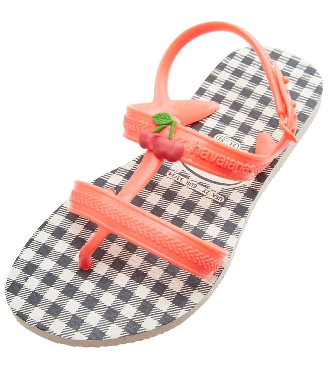 37277e9096a23 Havaianas Girls  Joy Spring Sandal (Toddler