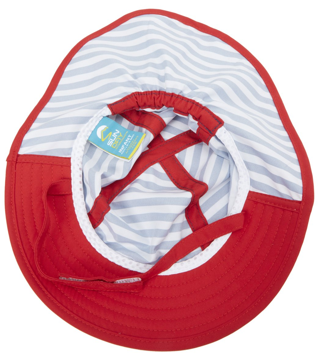1a1d3449 Sunday Afternoons Infant SunSprout Hat at SwimOutlet.com