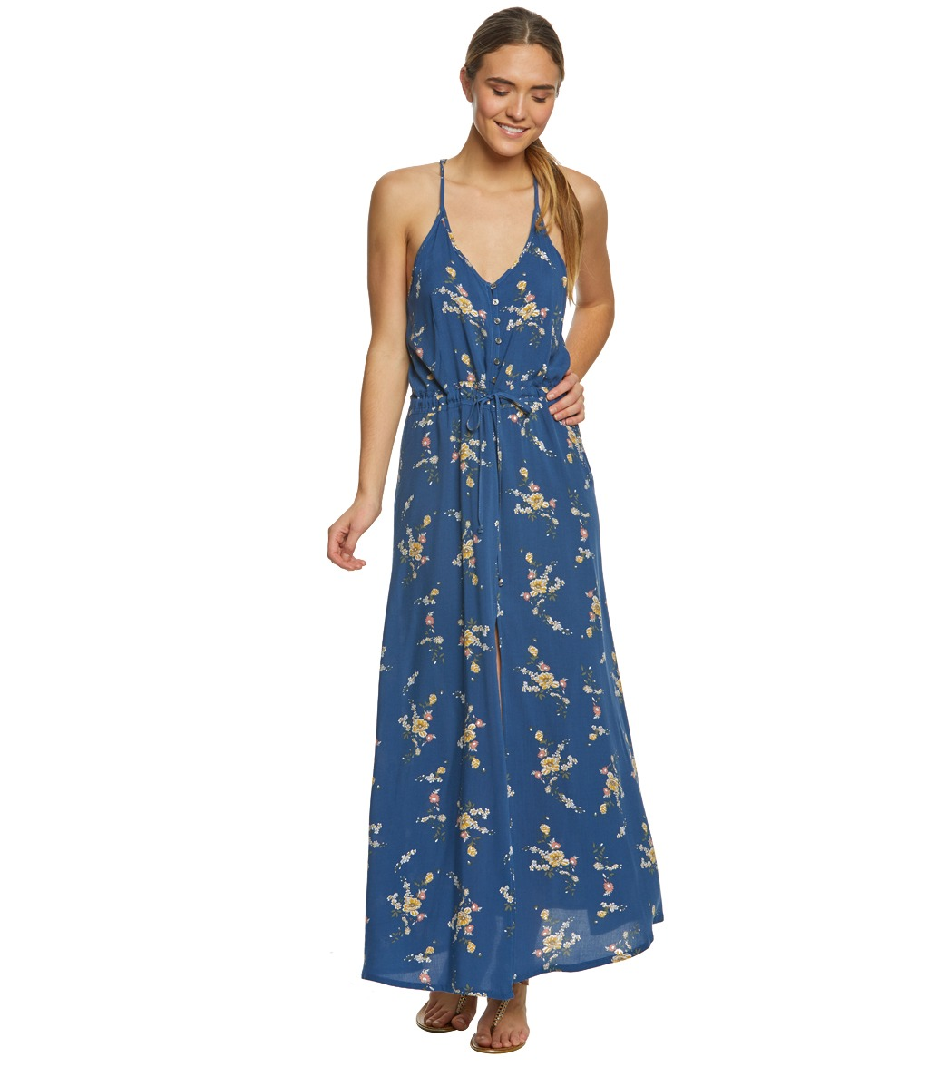 Rip Curl Women s Malia Maxi Dress at SwimOutlet.com - Free Shipping c45c1a2bf