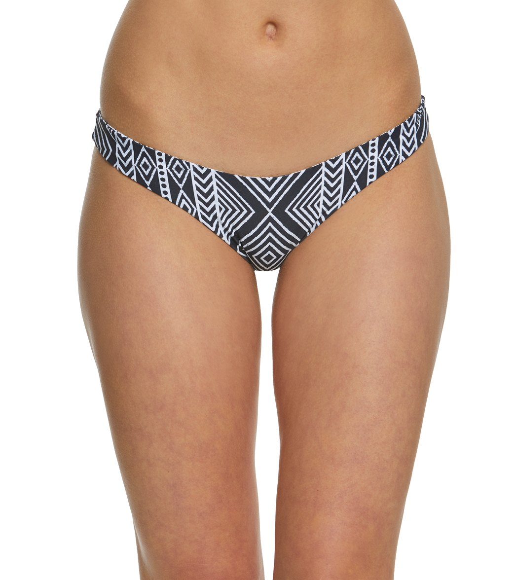 Rip Curl Womens Coastal Tide Cheeky Bikini Bottom