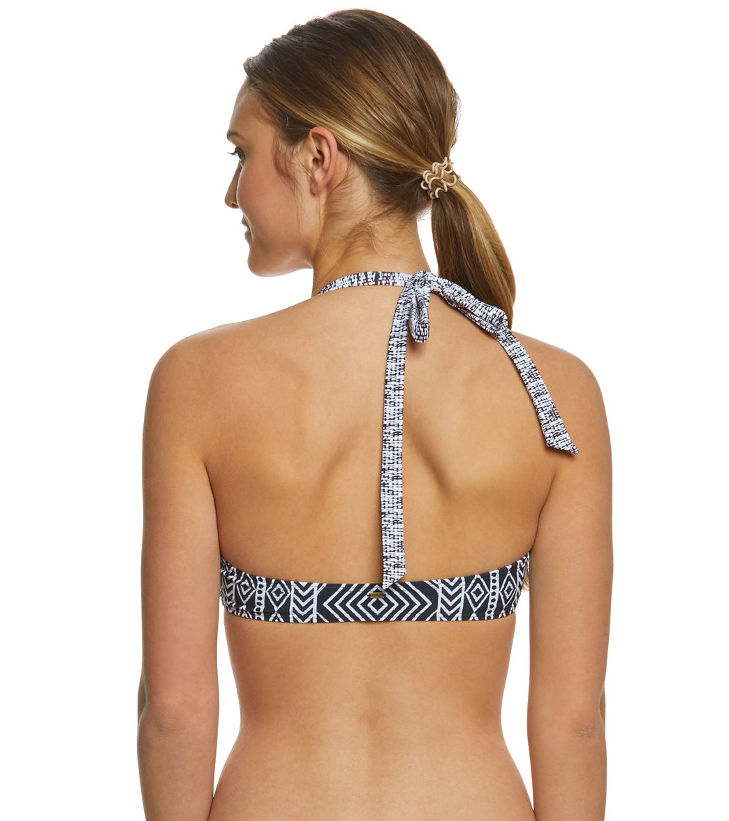 57cd4f695d376 Rip Curl Women s Black Sands Bralette Swim Top at SwimOutlet.com ...