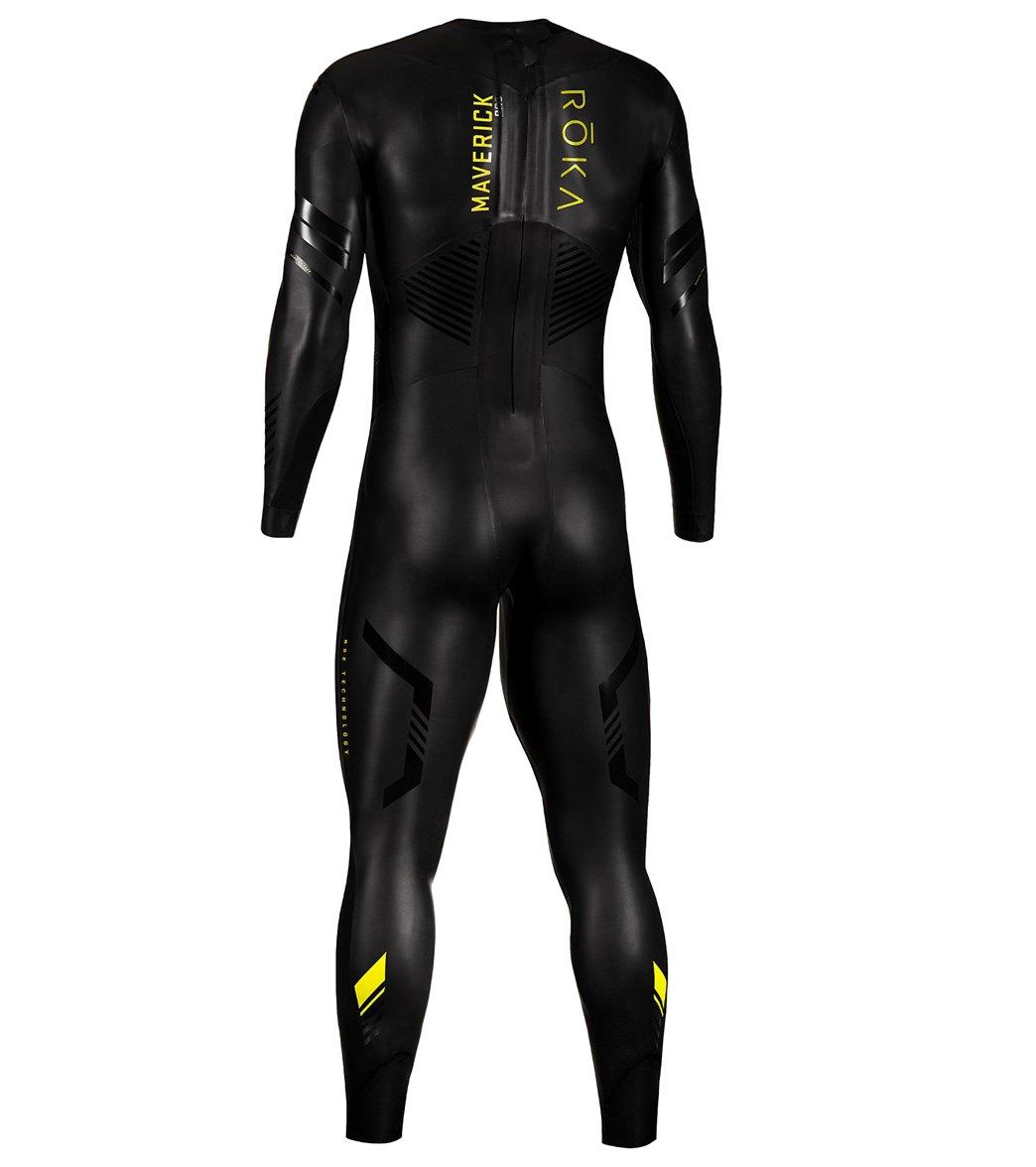 ROKA Men s Maverick Pro II Fullsleeve Tri Wetsuit at SwimOutlet.com ... 16f2c0efa