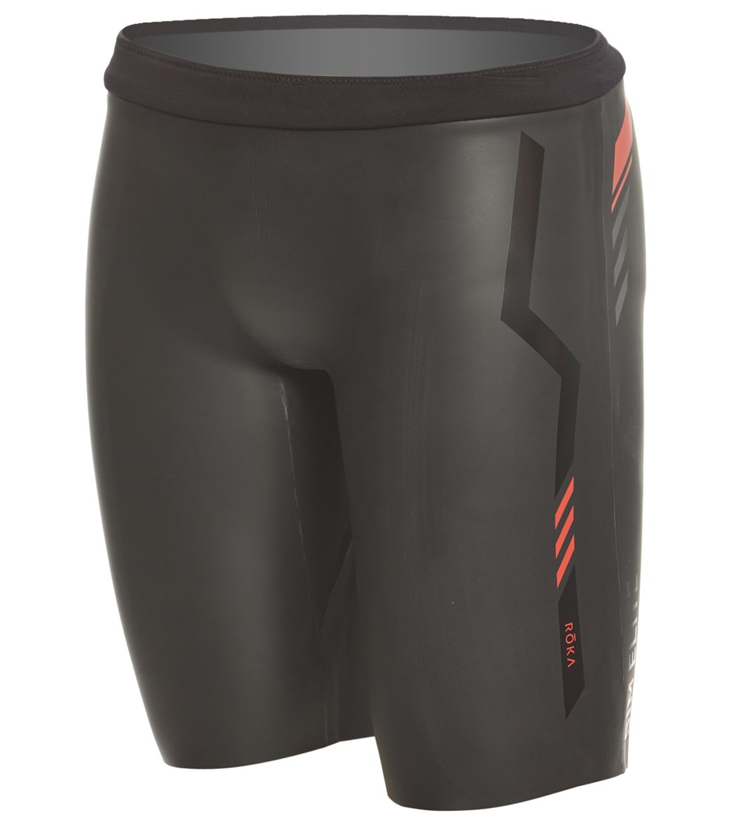 44298c4d98b6 ROKA Men s SIM Elite II Neoprene Shorts at SwimOutlet.com - Free Shipping