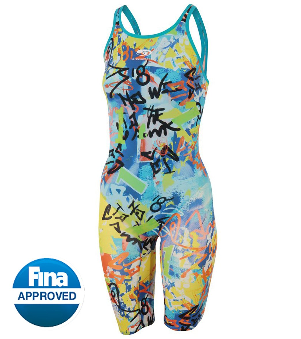 ee0f4ebd15d Blueseventy Women's Nero Fit Kneeskin Tech Suit Swimsuit at ...