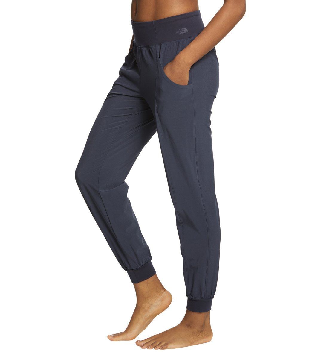 395dcaafb The North Face Women s Arise and Align Mid-Rise Jogger at SwimOutlet ...