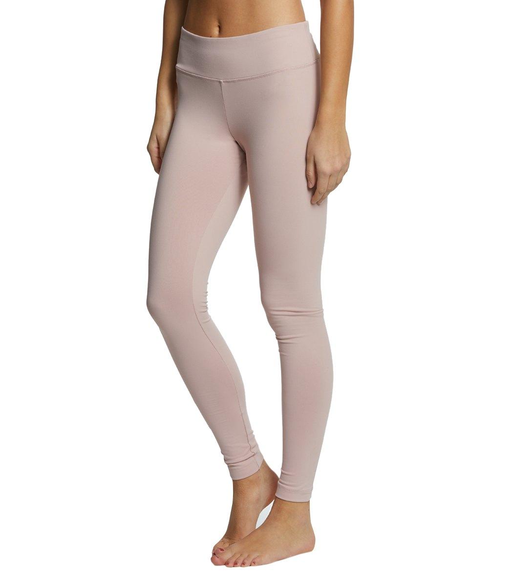 6a0d9b6853df9 Danskin Body Fit Ankle Yoga Leggings at YogaOutlet.com