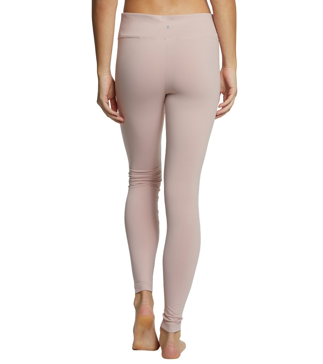 99343ebf76293c Danskin Body Fit Ankle Yoga Leggings at YogaOutlet.com